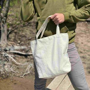 EnviroGoods Hemp Tote Bag – Small